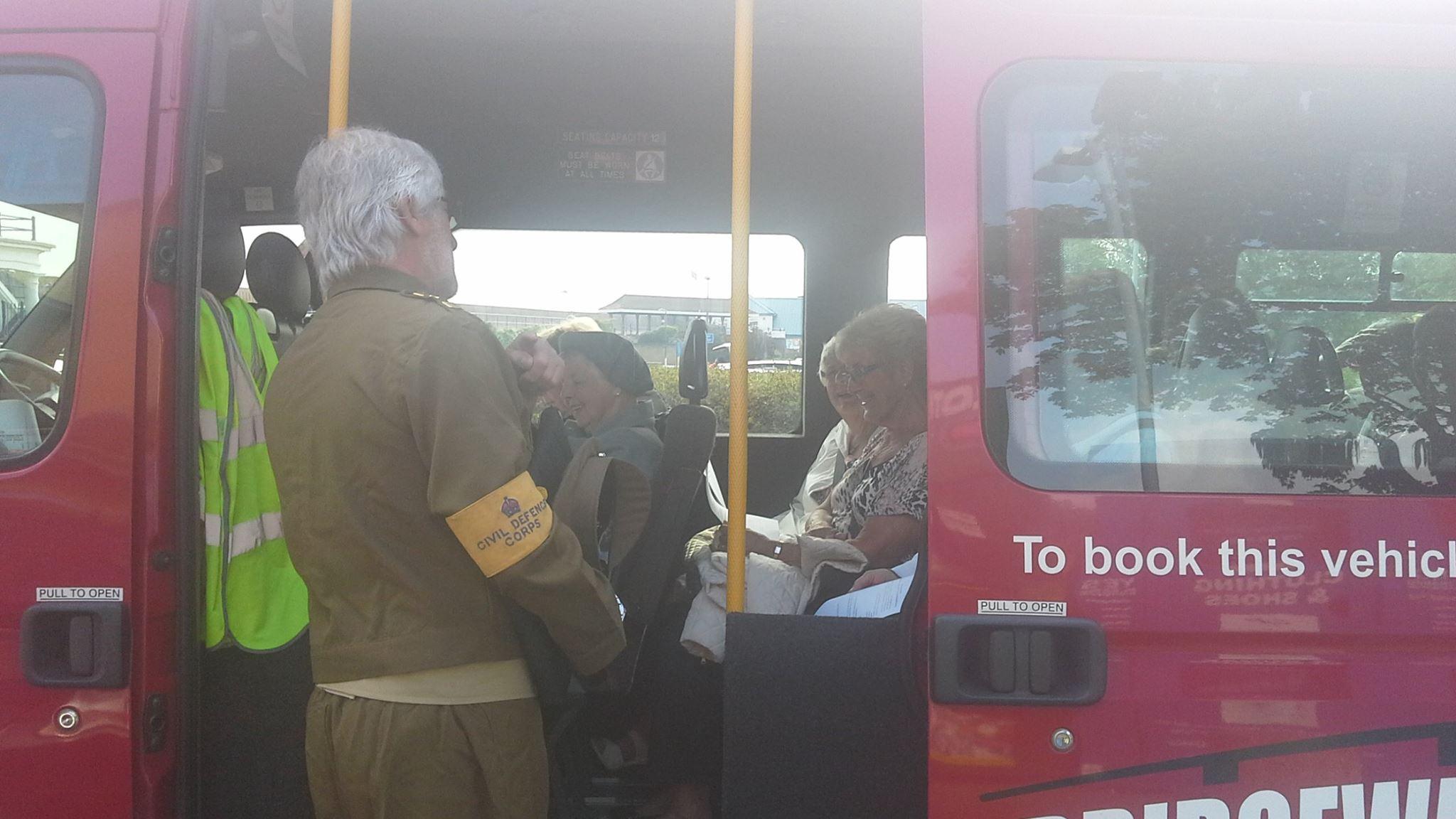 1940 bus
